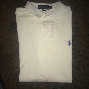 Ralph Lauren polo no stains or holes